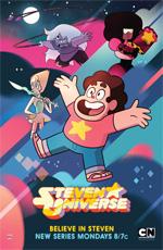 Locandina Steven Universe