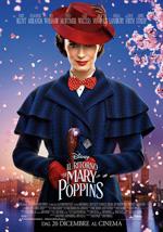 Poster Il ritorno di Mary Poppins  n. 0