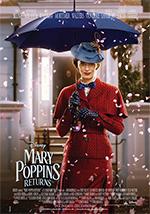 Poster Il ritorno di Mary Poppins  n. 4