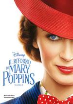 Poster Il ritorno di Mary Poppins  n. 5