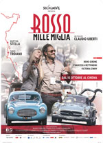 Poster Rosso Mille Miglia  n. 0