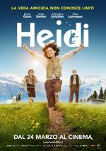 Poster Heidi  n. 0