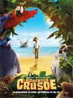 Poster Robinson Crusoe  n. 1