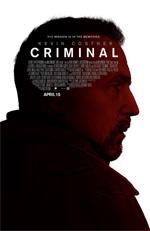 Poster Criminal  n. 1