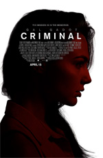 Poster Criminal  n. 2