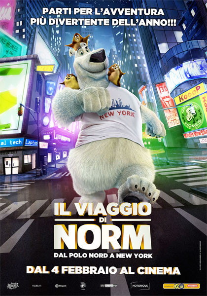 Il viaggio di norm 2016 mymovies.it