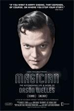 Poster Il Mago - L'incredibile vita di Orson Welles  n. 1