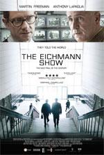 Poster The Eichmann Show  n. 1