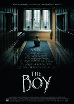 Poster The Boy  n. 0