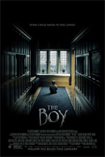 Poster The Boy  n. 1