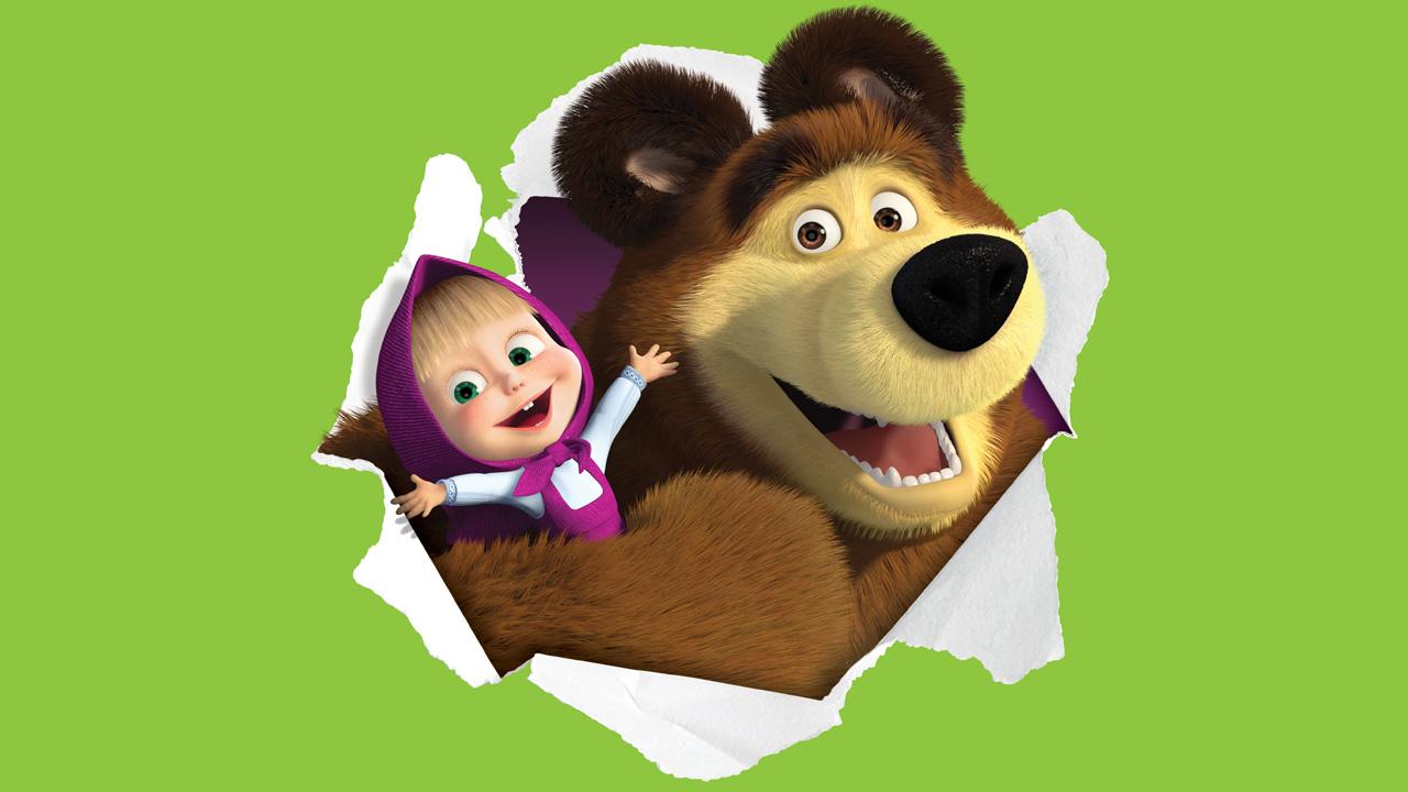 Masha e orso amici per sempre 2015 mymovies.it