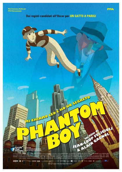 Trailer Phantom Boy