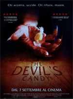 Poster The Devil's Candy  n. 0