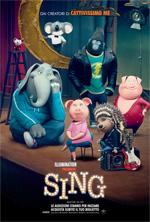 Poster Sing  n. 0