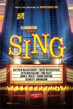 Poster Sing  n. 1