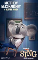 Poster Sing  n. 7