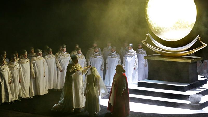 Teatro alla Scala di Milano: Aida