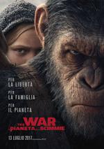 Poster The War - Il pianeta delle scimmie  n. 0