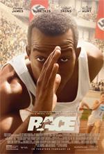Poster Race - Il colore della vittoria  n. 0