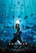 Poster Aquaman  n. 1