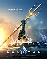 Poster Aquaman  n. 2
