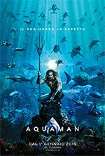 Poster Aquaman  n. 3