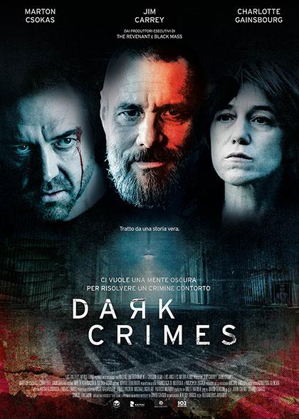 Locandina italiana Dark Crimes