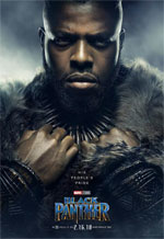 Poster Black Panther  n. 5