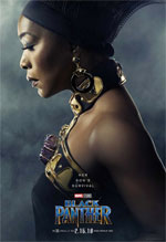 Poster Black Panther  n. 10