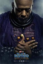 Poster Black Panther  n. 12