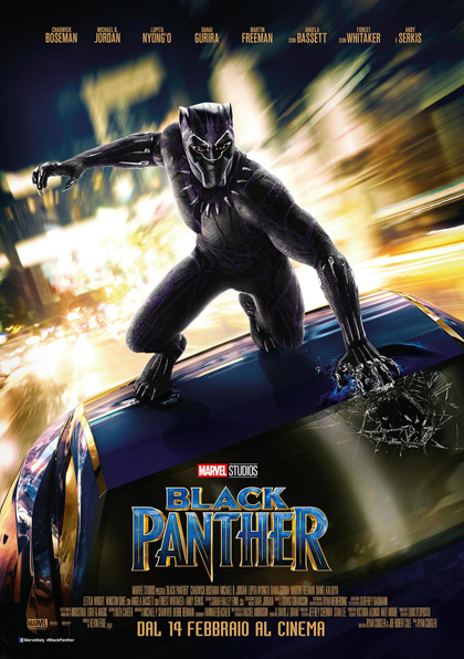 Black Panther - Film (2018) - MYmovies.it