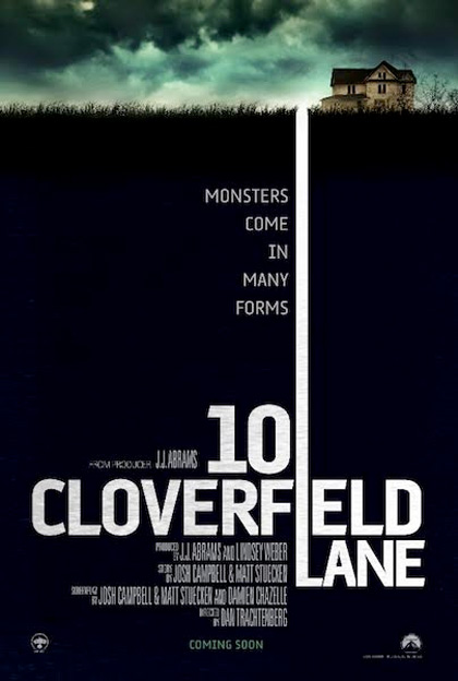 Poster 10 Cloverfield Lane
