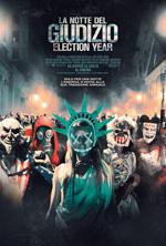 Poster La notte del giudizio - Election Year  n. 0