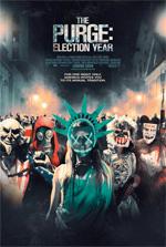 Poster La notte del giudizio - Election Year  n. 3