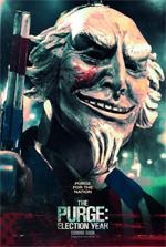 Poster La notte del giudizio - Election Year  n. 7