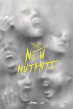 Poster The New Mutants  n. 1