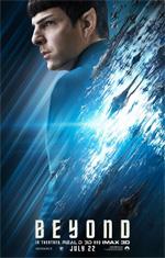 Poster Star Trek Beyond  n. 10