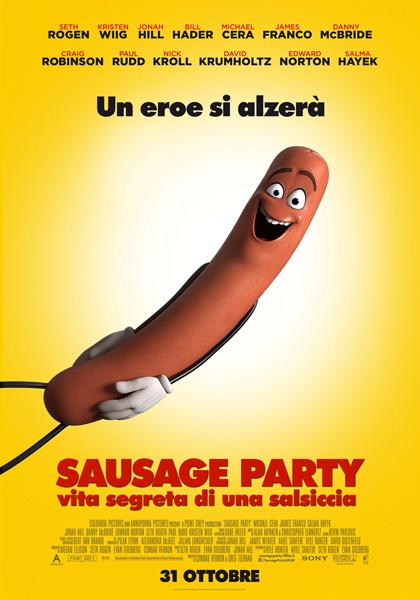 Trailer Sausage Party - Vita segreta di una salsiccia