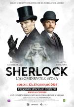 Trailer Sherlock - L'abominevole sposa