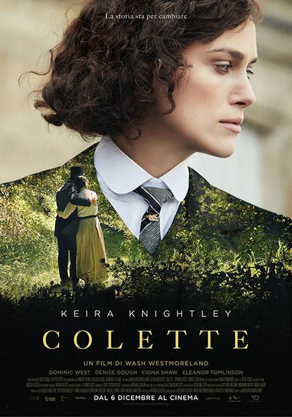 Locandina italiana Colette