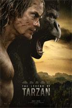 Poster The Legend of Tarzan  n. 1