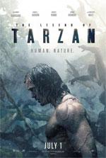 Poster The Legend of Tarzan  n. 2