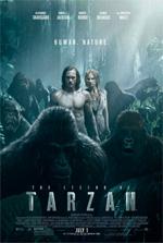 Poster The Legend of Tarzan  n. 3