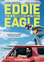 Poster Eddie the Eagle - Il coraggio della follia  n. 0