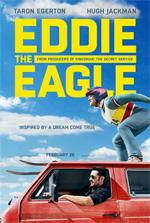 Poster Eddie the Eagle - Il coraggio della follia  n. 2