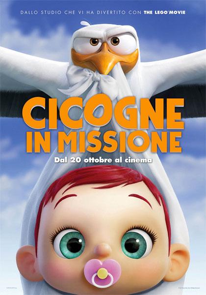 Trailer Cicogne in missione