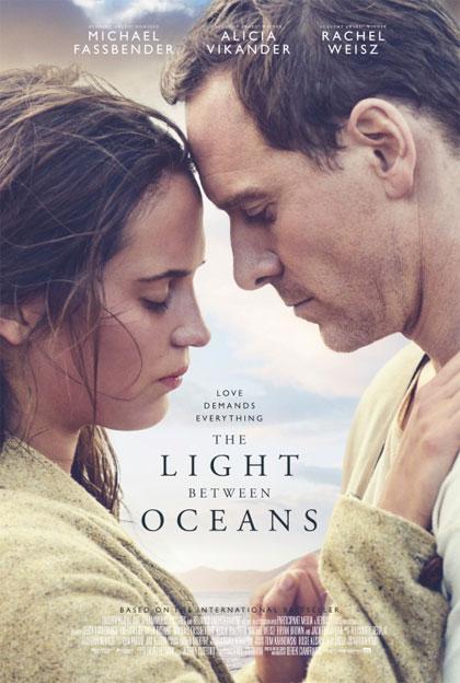 Poster La luce sugli oceani
