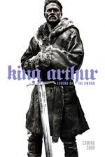 Poster King Arthur - Il potere della spada  n. 1