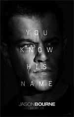 Poster Jason Bourne  n. 3