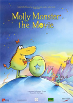 Poster Molly Monster  n. 1